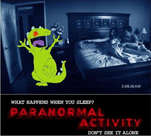 You Haven Seen Paranormal Activity But Want Instant
