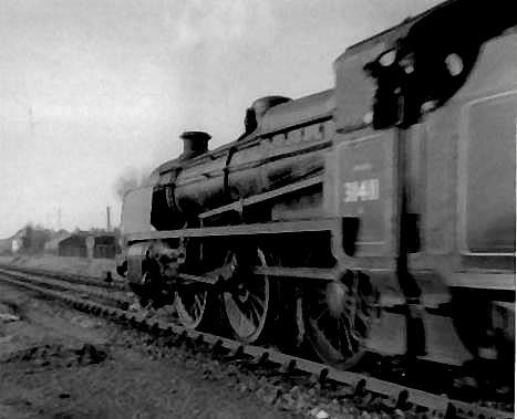 31411 on Railtour 1963