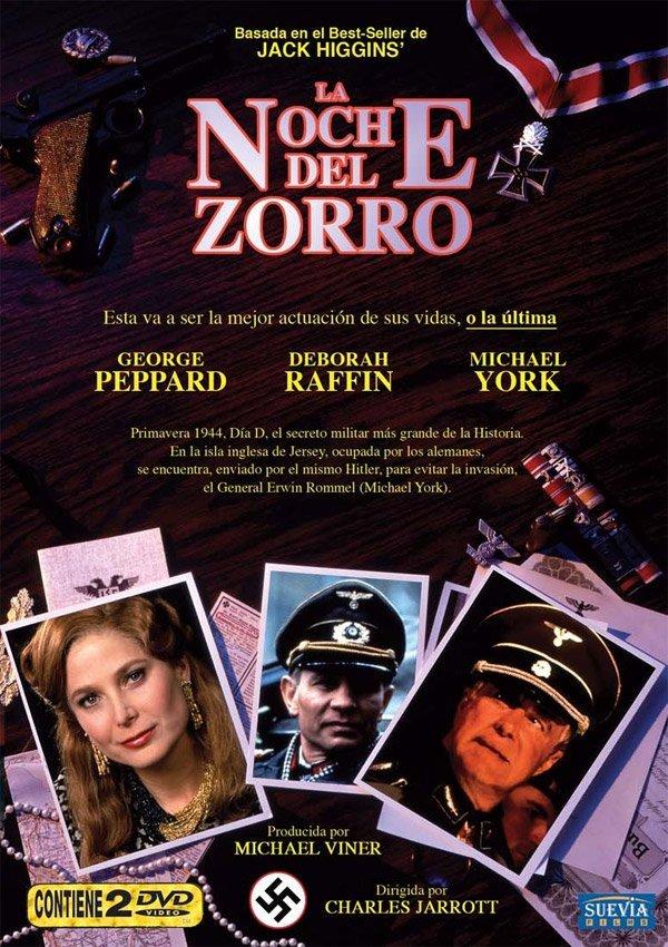 Capitulos de: La noche del Zorro