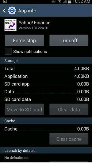Những thủ thuật hay cho điện thoại Android 2