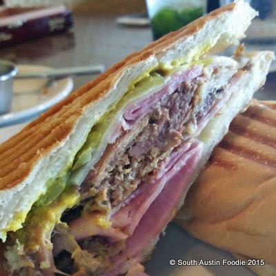 Guantanamera Cuban sandwich
