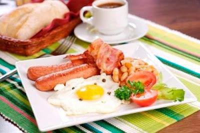 an qua nhieu thit khong tot cho co the Ăn sáng như thế nào là hợp lý ?