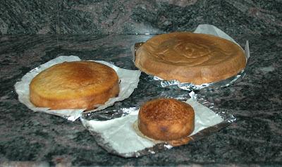 העוגות האפויות