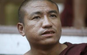 """Ashin Wirathu – """"လူပ်ံေတာ္မ်ားကို ႀကဳိဆိုၾက"""""""