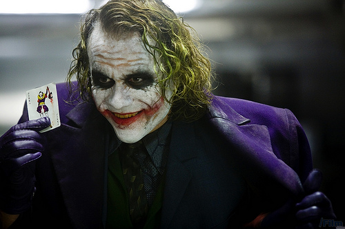 The Dark Knight: The Joker