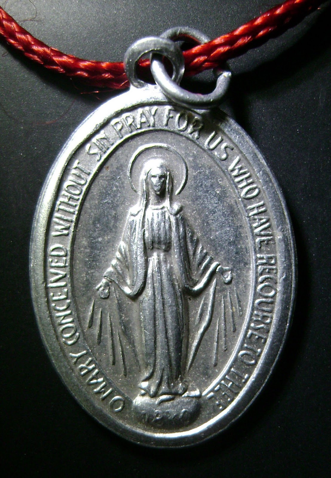 Just writing 2011 she next gave each of us a vatican dollar of mother mary which i wear today as a symbol of protection and guidance biocorpaavc Image collections