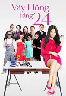 Phim Váy Hồng Tầng 24 - VTV3 Full HD