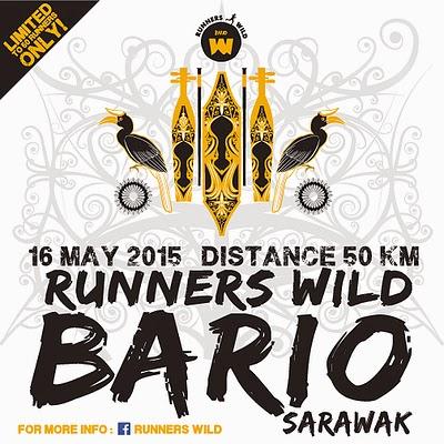 Runners Wild Bario 2015