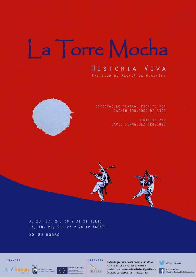 LA TORRE MOCHA - HISTORIA VIVA - Alcalá de Guadaíra