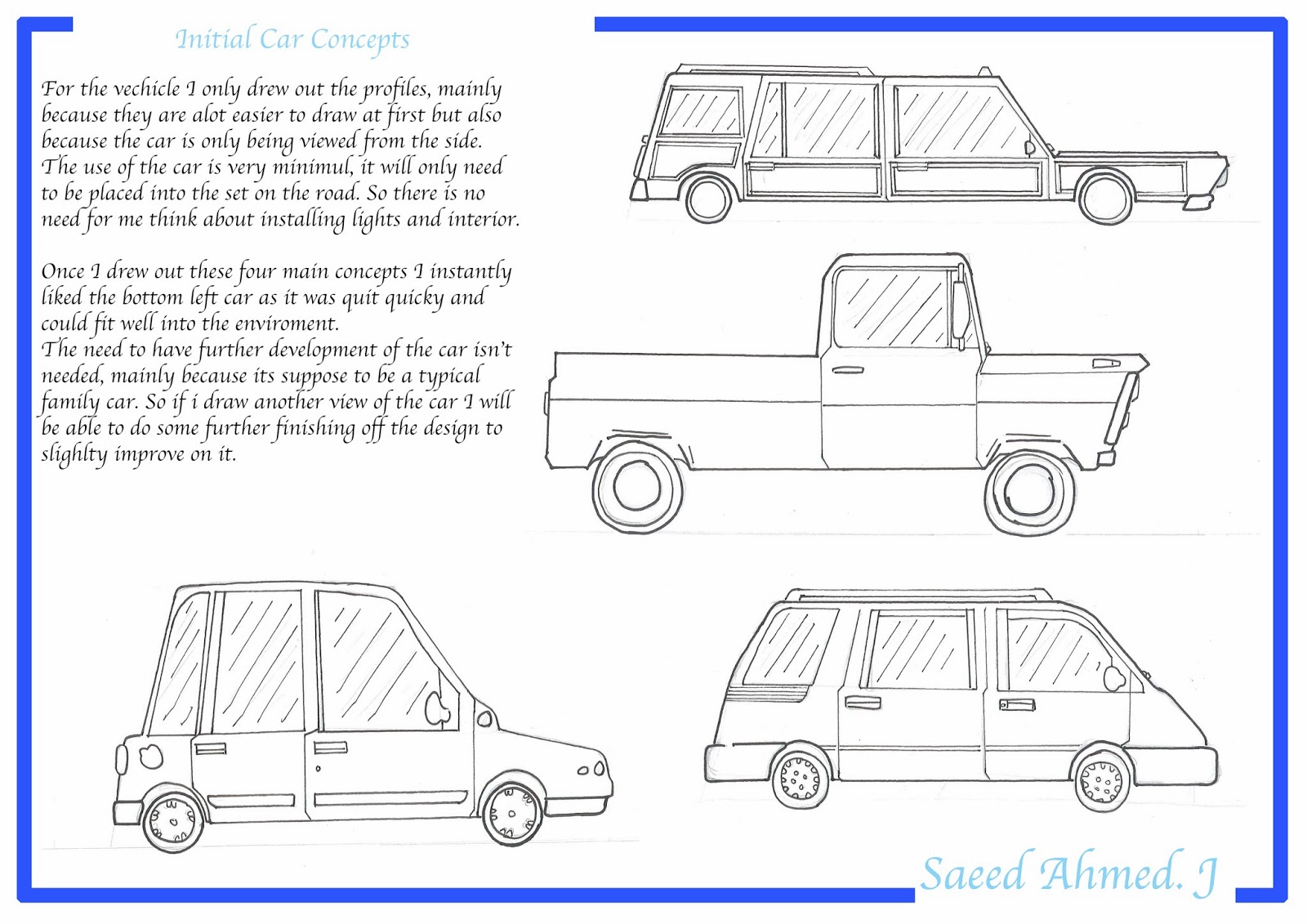 Pretty How To Draw A Car On A Road Photos - Electrical System Block ...