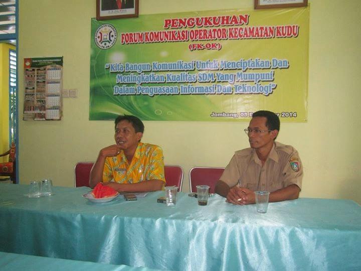 Peresmian Forum Komunikasi Operator Kudu