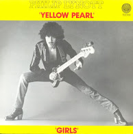 Phil Lynott - Yellow Pearl