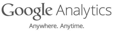 logo google analytics anywhere anytime