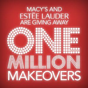 Free Estée Lauder Makeover at Macy's