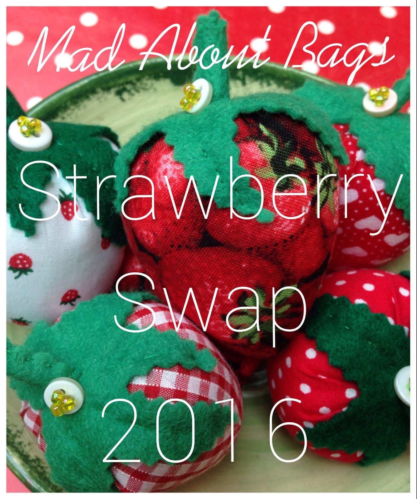 Strawberry Swap 2016
