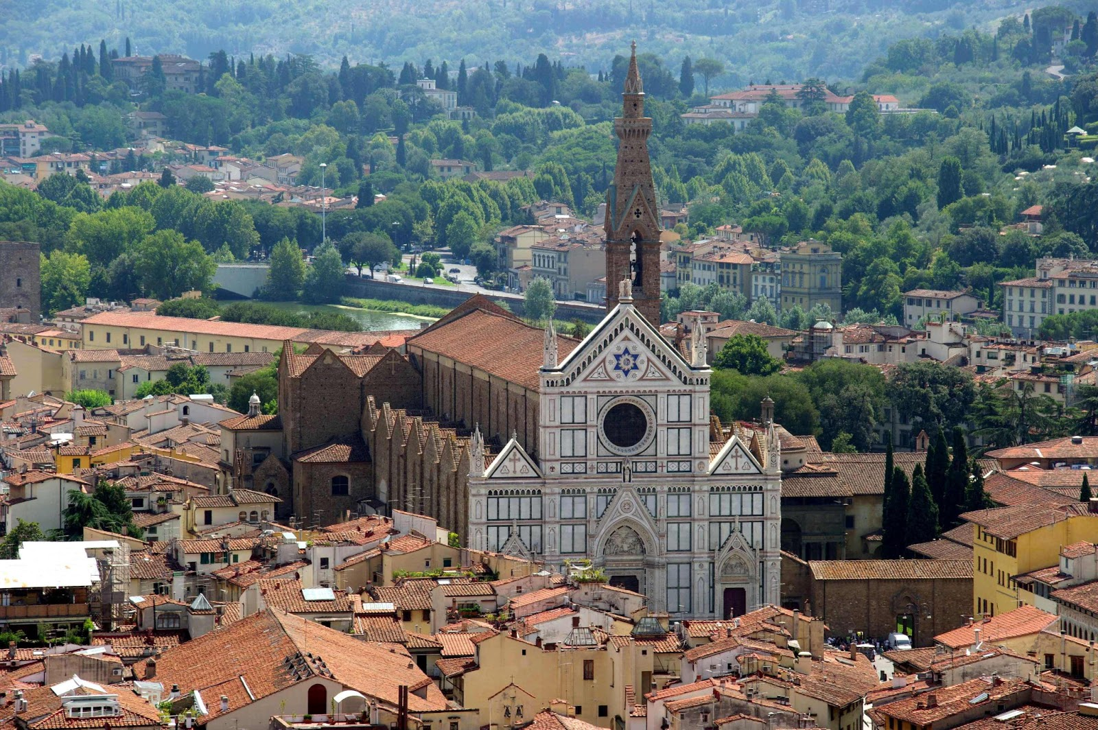 Life is beautiful florence firenze a voyage to for Is florence in tuscany