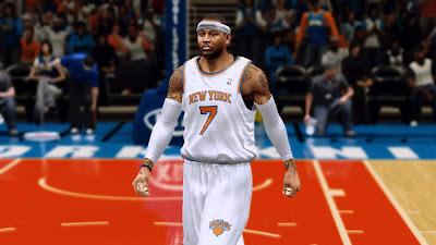 NBA 2K13 Realistic Extreme Graphics Mod