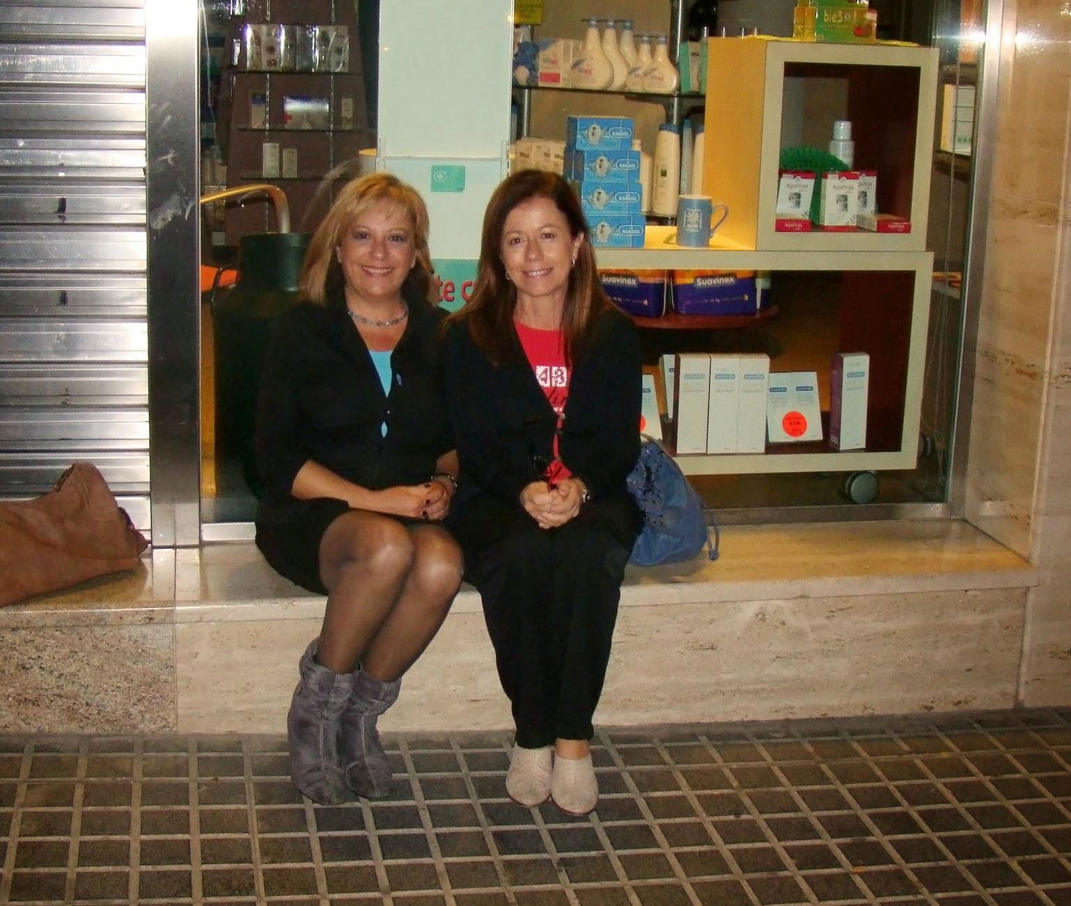 Con María José
