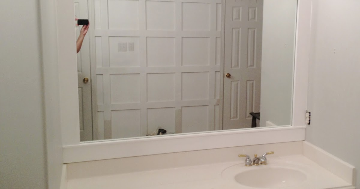 Engineering Life And Style Framing Contractor Grade Mirrors