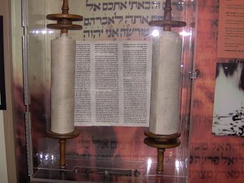 Miracle of a Torah saved in Poland