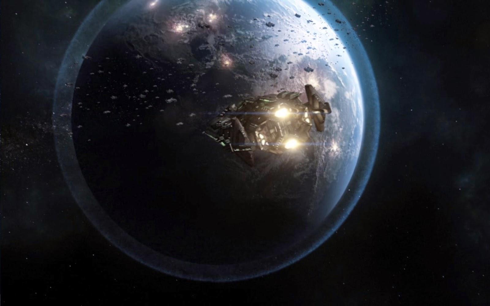 Galactic Civilization 3 Intro