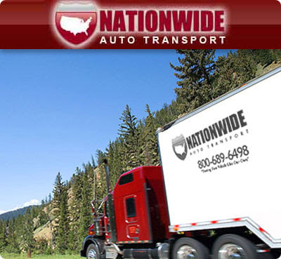 nationwide car shipping ransporter