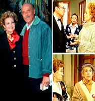 Carmen Sevilla y Jesús Puente, matrimonio en la serie Ada Madrina