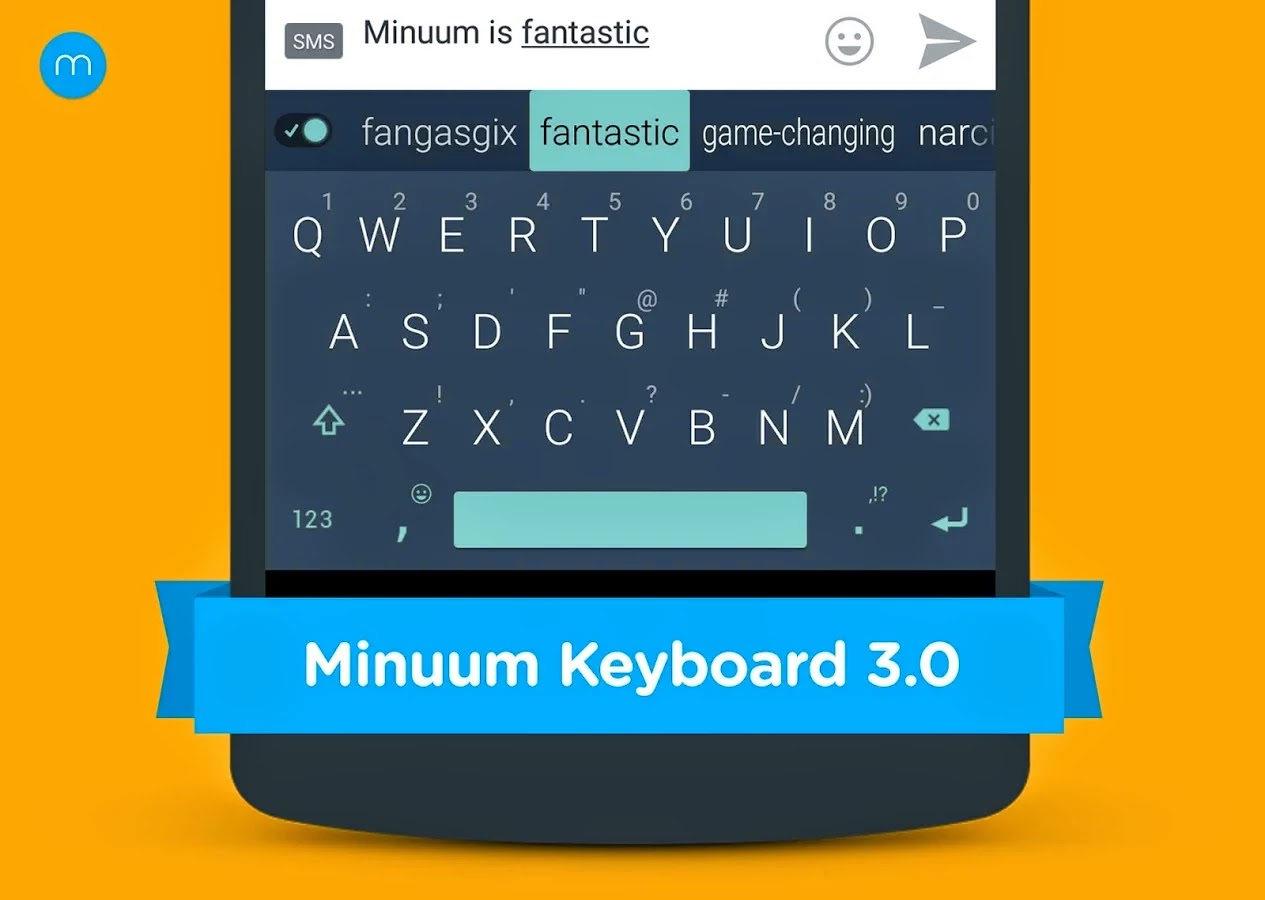 Minuum Keyboard v3.2.1