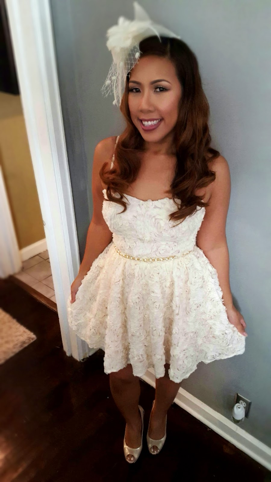 Midgets in wedding dresses fashion dresses for Wedding dress for courthouse