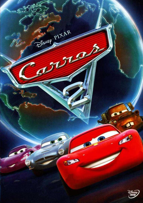 Carros 2 – Dublado (2011)