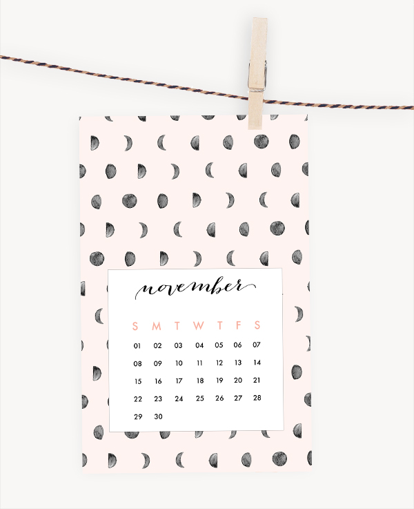 calendars free printable 2015