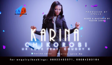 New Music: Chikorobi by Karina