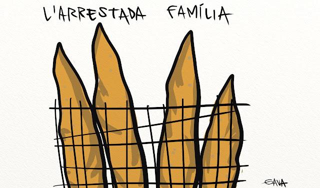 gava gavavenezia satira vignette illustrazione caricatura  ligresti merde costruttore fuga ladri