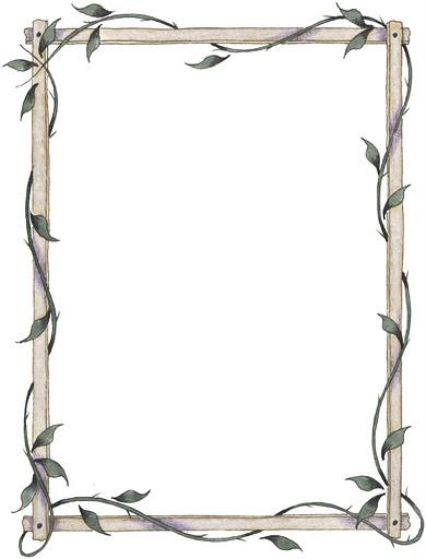 Bordes para decorar hojas - Imagenes y dibujos para imprimirTodo ...