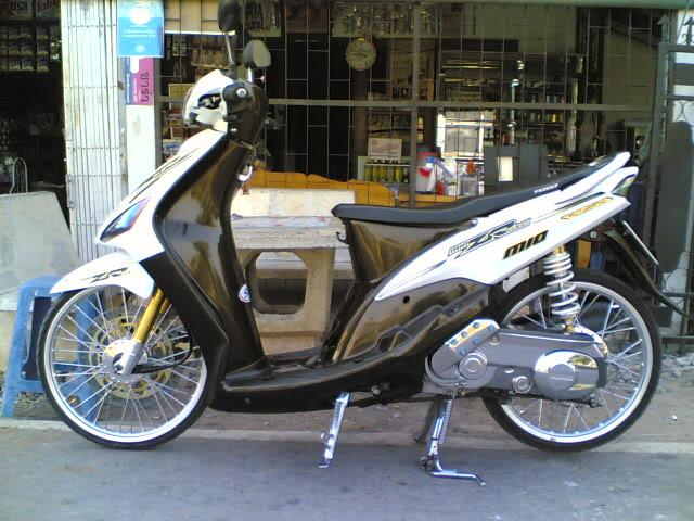 kumpulan modifikasi motor mio 2008