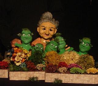 Os Meninos Verdes_Cia Voar Teatro de Bonecos