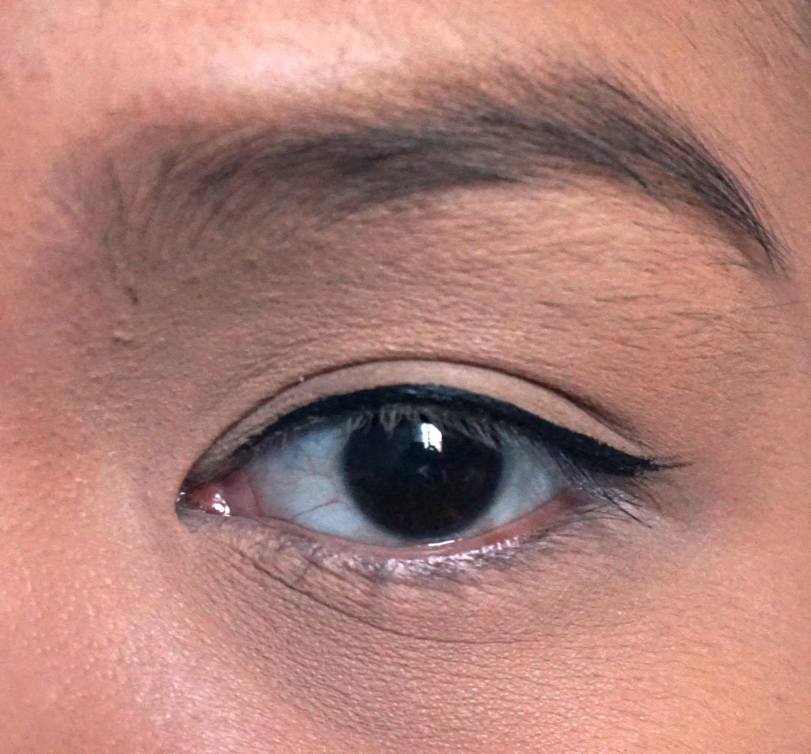 Tony Moly Perfect Eyes Super Proof Eyeliner In Black Review + ...