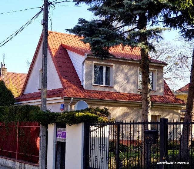 Warszawa Wola ulice Warszawy Koło