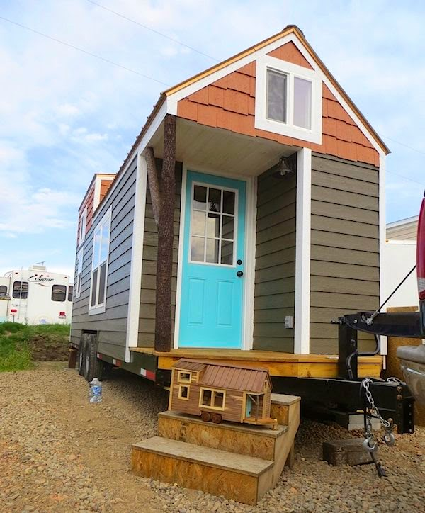 Seasons with the Strattons My Tiny House Dream