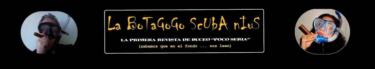 """La BoTaFoGo ScUbA nIuS, la primera revista de buceo """"poco seria"""""""