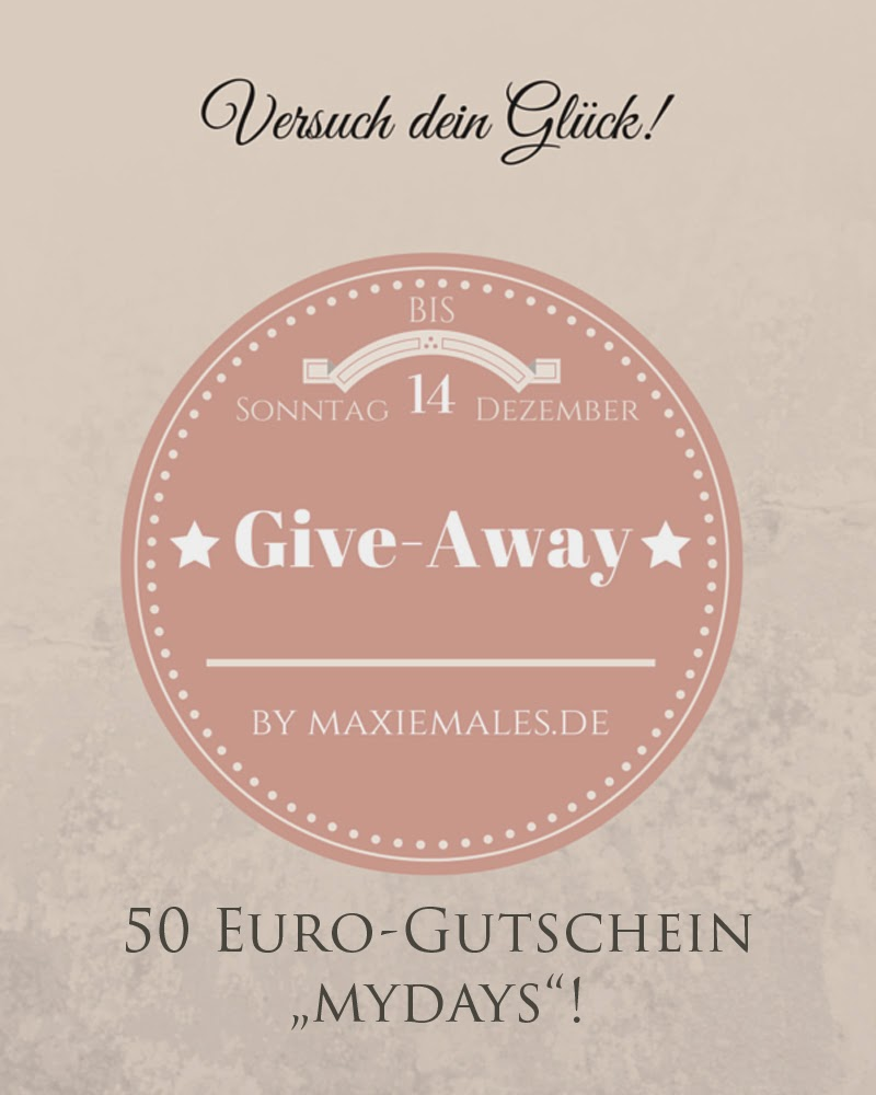 Give-Away bei maximales