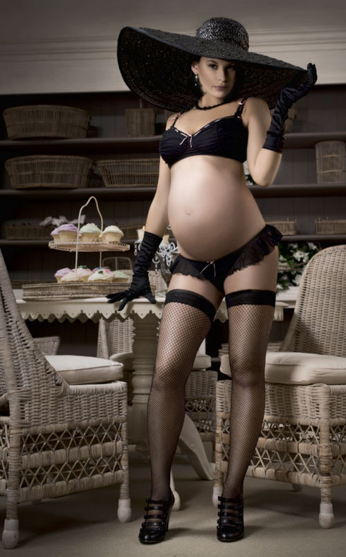 My Lingerie Addiction: Maternity 'Lingerie'