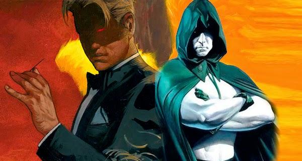 El Espectro visitará a Constantine y Lucifer tendrá serie propia