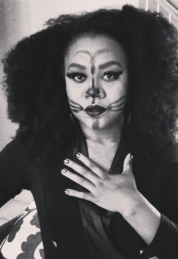 See Fans Outcry As Nigerian Celebrities Like Stella Damasus Celebrate Halloween – Photos