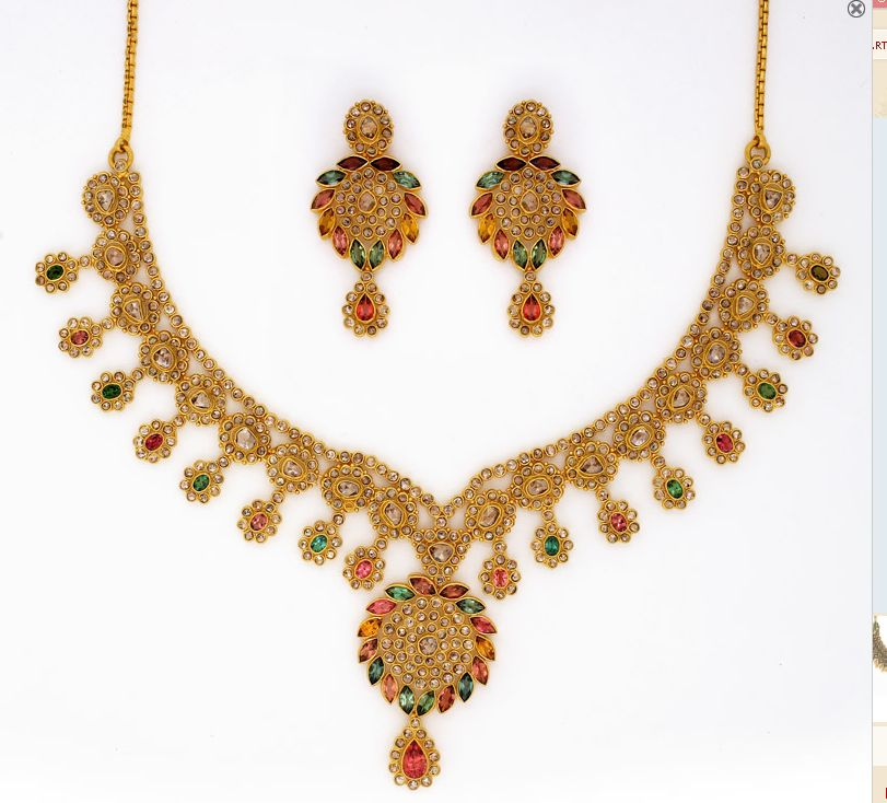 GRT Diamond Necklace Collections