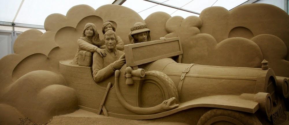 Sandworld Entry £5