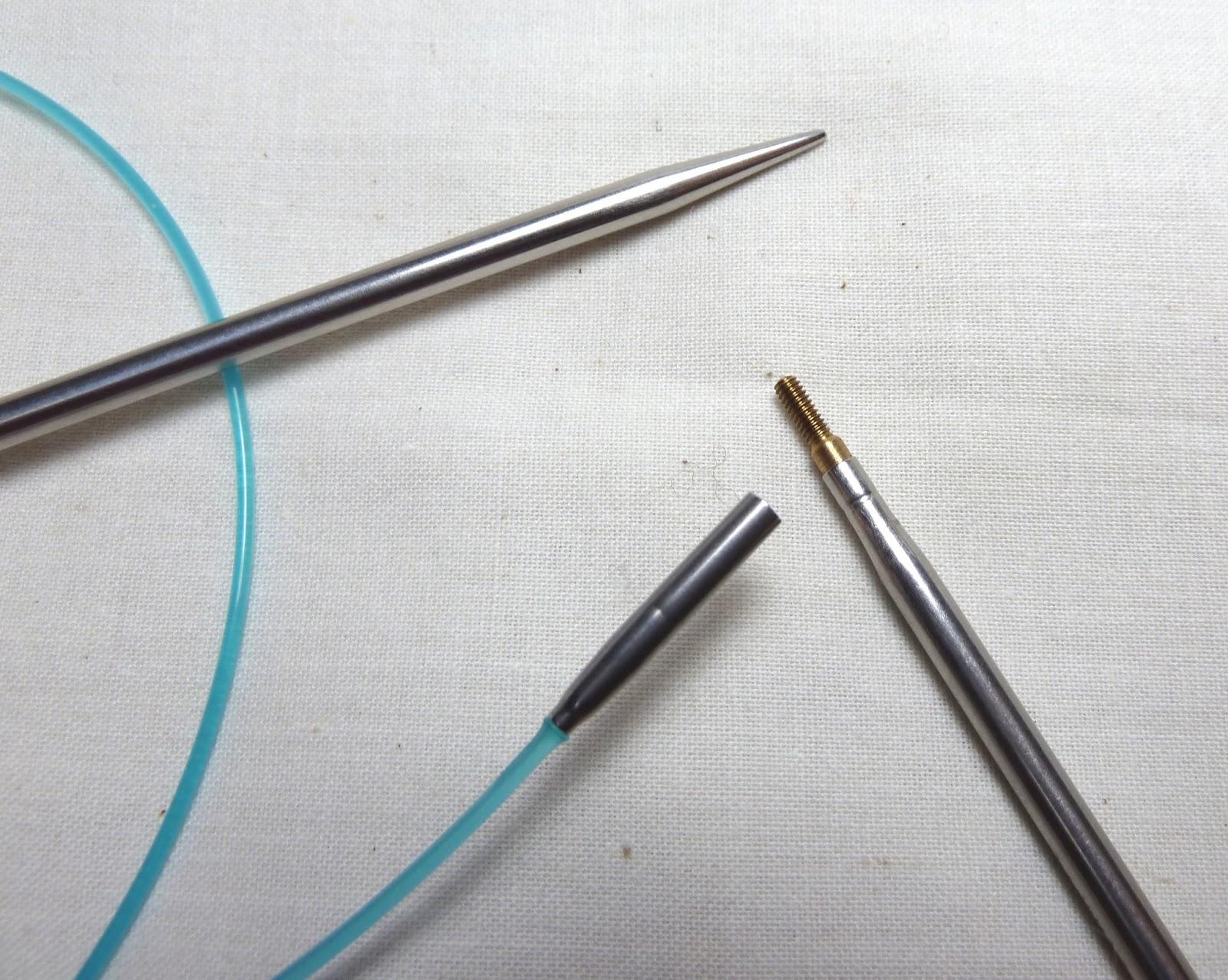 Knitting On 4 Needles : Circular knitting needle comparison
