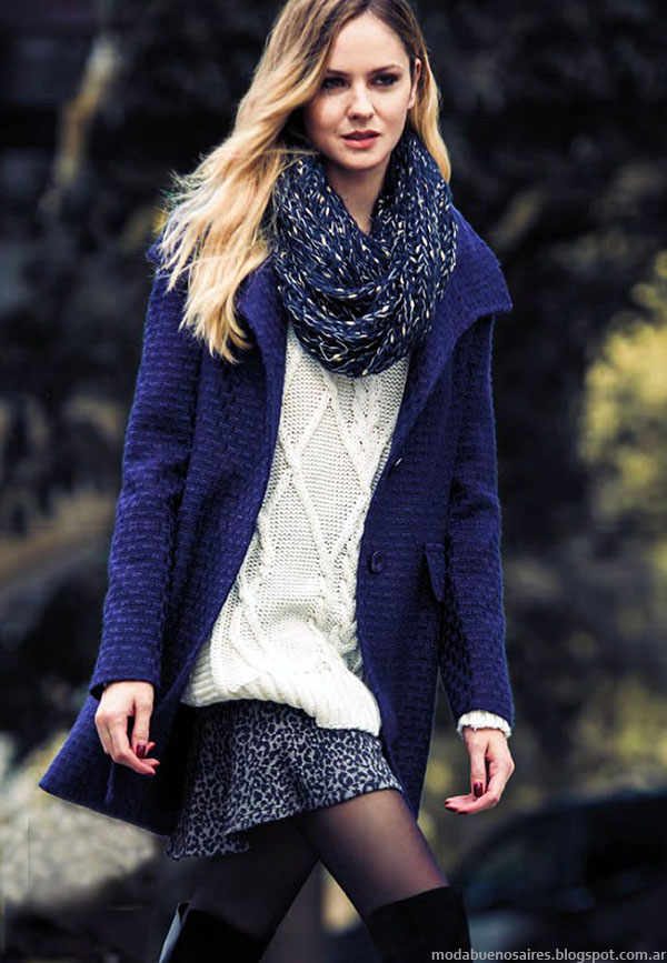 MODA: Sacos, tapados, camperas invierno 2015 Markova. Moda Argentina invierno 2015.