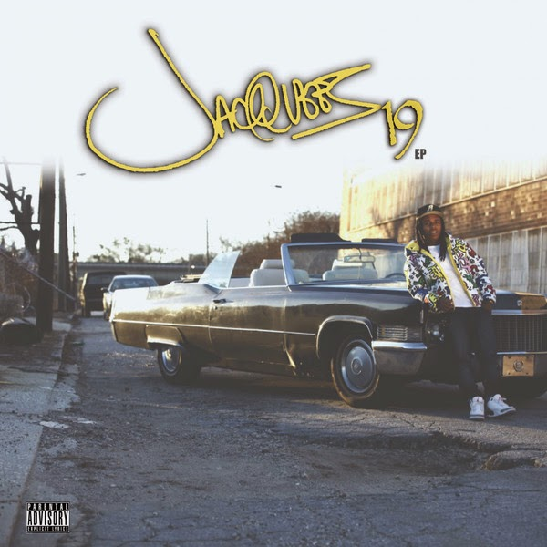 Jacquees - 19  Cover