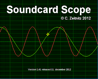 Soundcard Scope